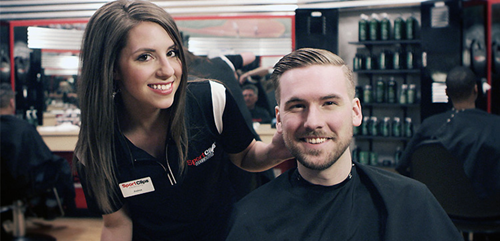 Sport Clips Haircuts of Danville Square - Dundalk Haircuts